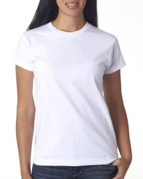 Bayside BA3325 Ladies' Cotton T-Shirt