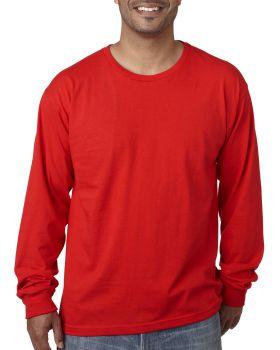 Bayside BA5060 Adult Long-Sleeve T-Shirt