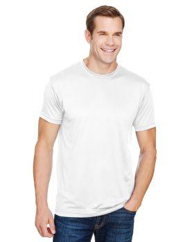 Bayside BA5300 Men Polyester Performance T-Shirt