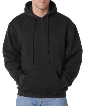 Bayside BA960 Adult 80/20 Pullover Hooded Sweatshirt