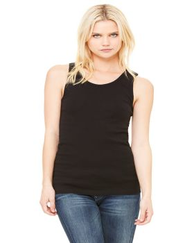 Bella Canvas 1080 Ladies Cotton Baby Rib Tank Top