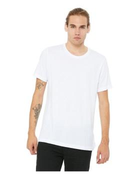 Bella Canvas 3001C Unisex Jersey Short Sleeve T-Shirt