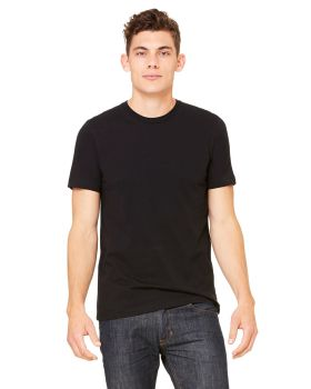 Bella Canvas 3001U Unisex Made in the USA Jersey Short-Sleeve T-Shirt