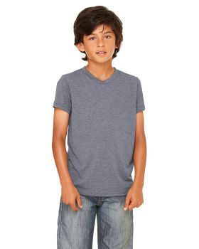 Bella Canvas 3001Y Youth Jersey Short-Sleeve T-Shirt
