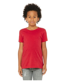 Bella Canvas 3001Y Youth Jersey Short Sleeve T-Shirt
