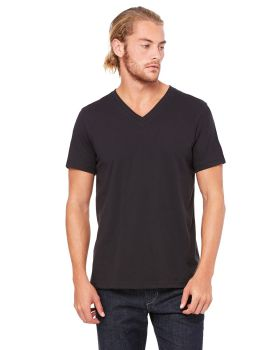 Bella Canvas 3005 Unisex Jersey Short Sleeve V Neck T-Shirt