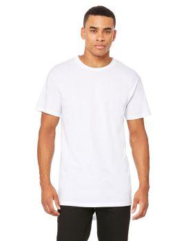 Bella Canvas 3006 Men's Short Sleeve Long Body Urban T-Shirt