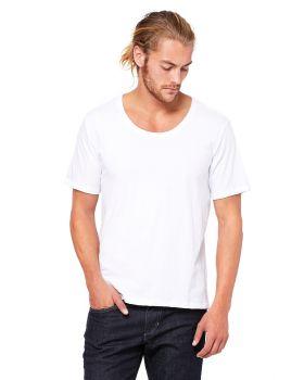 'Bella Canvas 3406 6 Men's Jersey Wide Neck 4.2 oz T-Shirt'