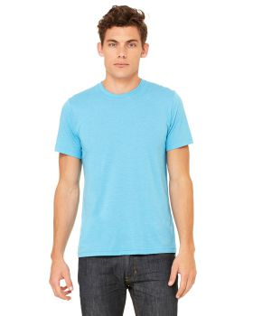 Bella Canvas 3413C Unisex Triblend Short-Sleeve T-Shirt