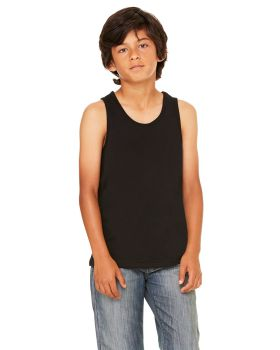 Bella Canvas 3480Y Youth Jersey 4.2 oz Tank Top