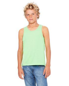 'Bella Canvas 3480Y Youth Jersey 4.2 oz Tank Top'
