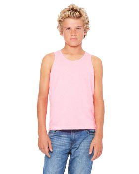 Bella Canvas 3480Y Youth Jersey 4.2 oz Tank Top