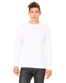 Bella Canvas 3500 Men's Thermal Long-Sleeve T-Shirt