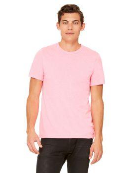 Bella Canvas 3650 Unisex Short Sleeve Poly Cotton T-Shirt