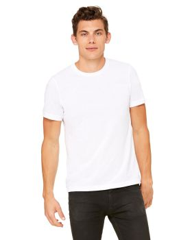 Bella Canvas 3650 Unisex Short Sleeve Poly Cotton T-Shirt