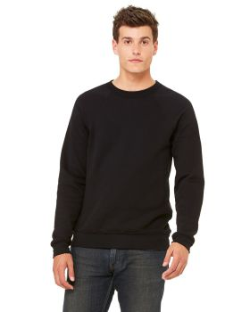 Bella Canvas 3901 Unisex Sponge Fleece Crewneck Sweatshirt