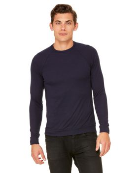 Bella Canvas 3981C Unisex Lightweight Sweater
