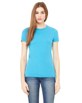 Bella Canvas 6004 Short Sleeve Ladies The Favorite T-Shirt