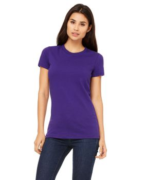 Bella Canvas 6004 Short Sleeve Ladies The Favorite T-Shirt