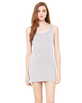 Bella Canvas 6012 2 Women Jersey Tank Dress