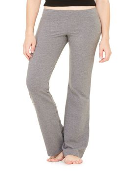 Bella Canvas 810 Ladies' Cotton/Spandex Fitness Pant