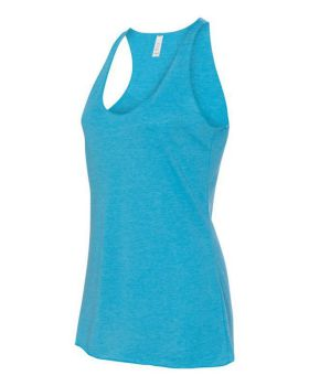 Bella Canvas 8430 Ladies Triblend Racerback Tank Top