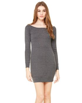 Bella Canvas 8822 Ladies' Lightweight Sweater Dress
