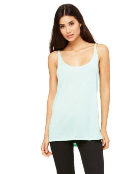'Bella Canvas 8838 Ladies Slouchy Polyester Viscose Tank Top'