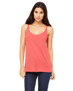 Bella Canvas 8838 Ladies Slouchy Polyester Viscose Tank Top