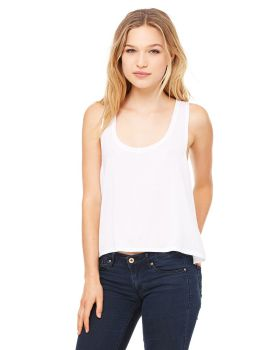 Bella Canvas 8880 Ladies Flowy Boxy 3.7 oz Tank Top