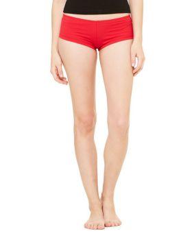Bella Canvas B491 Ladies' Cotton/Spandex Shortie