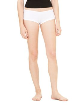 Bella Canvas B491 Ladies' Cotton/Spandex Shortie