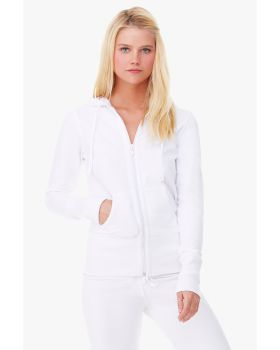 Bella Canvas B7207 Ladies' Stretch French Terry Lounge Jacket