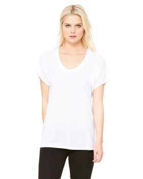 Bella Canvas B8801 Ladies' Flowy Raglan T-Shirt