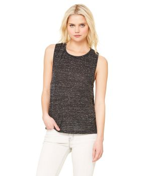 Bella Canvas B8803 Ladies' Flowy Scoop Muscle Tank
