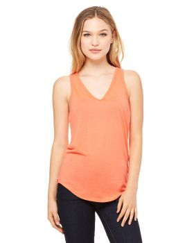 Bella Canvas B8805 Ladies' Flowy V-Neck Tank