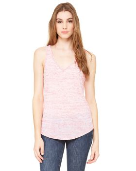 Bella Canvas B8805 Ladies Flowy V Neck Tank Top