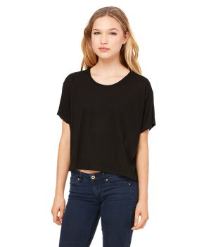Bella Canvas B8881 Ladies Flowy Boxy 3.7 oz T-Shirt