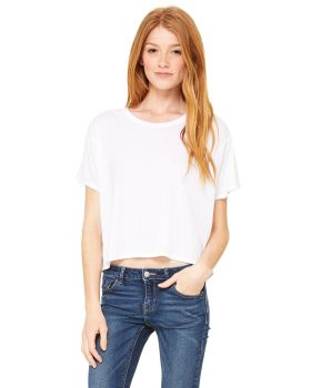 Bella Canvas B8881 Ladies Flowy Boxy 3.7 oz T-Shirt