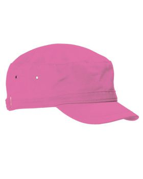 Big Accessories BA501 Short Bill Cadet Cap