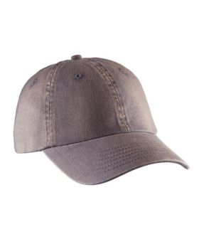 Big Accessories BA600 Vintage-Washed Cap