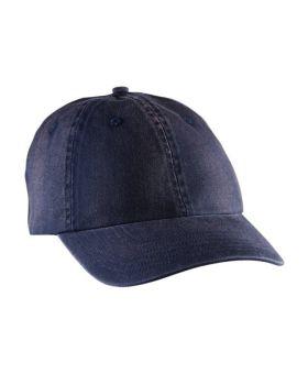 Big Accessories BA600 Vintage-Washed Cap