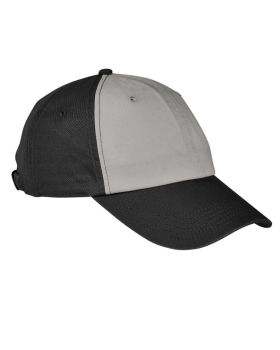 Big Accessories BA650 Washed Cotton Twill Baseball Cap