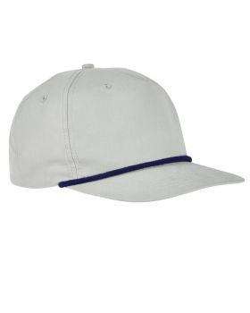 Big Accessories BA671 5-Panel Golf Cap