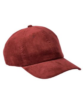 Big Accessories BA703 Corduroy Cap