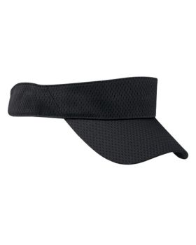 Big Accessories BX022 Sport Visor with Mesh
