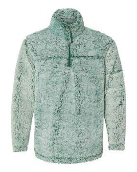 'Boxercraft Q10 Unisex Sherpa Quarter Zip Pullover'