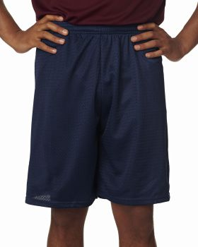 'C2 Sport 5109 Men's Mesh/Tricot 9 Shorts'