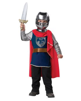 California Costumes 00104 Gallant Knight Toddler Costume