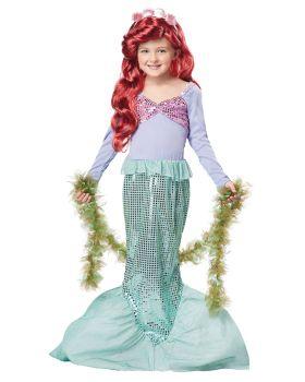 California Costumes 00246 Toys Little Mermaid